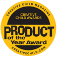 Creative Child Awards Product of the Year