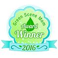 Green Scene Mom Award Winner 2016
