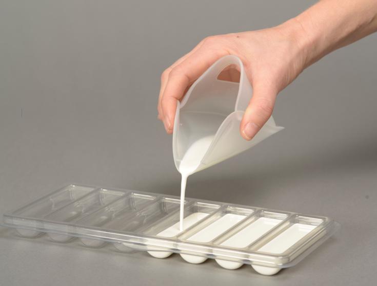 Milk Trays pour demo