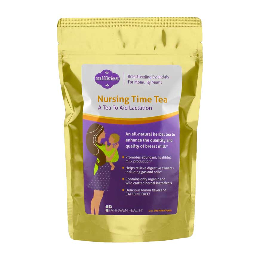 Nursing Time Tea for Breastmilk Supply